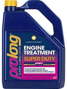 Prolong Super Lubricants engine flush
