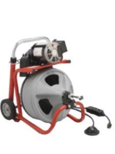 Ridgid Tool Company machine  wheel cleanings
