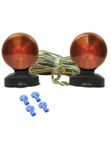 Lighting Technologies magnetic trailer  towing light kits