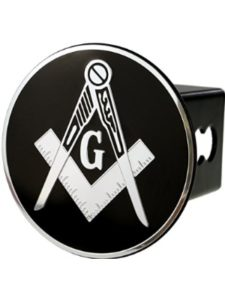 bparts masonic  trailer hitch covers
