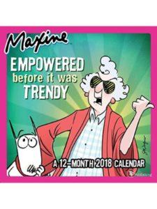 TF maxine 2018  box calendars