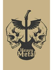 Independently published metal  guitar schools