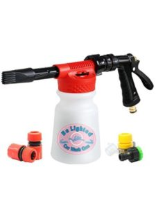Be Lighted mixer  car wash soaps