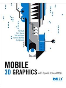 Morgan Kaufmann mobile  3d modelings