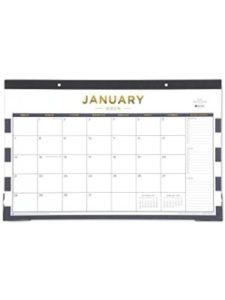 Blue Sky the Color of Imagination, LLC    monthly desk pad calendar 2018S
