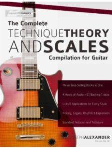 CreateSpace Independent Publishing Platform music theory  guitar methods