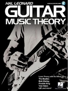 Hal Leonard music theory  guitar methods