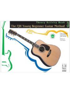 The FJH Music Company Inc. music theory  guitar methods