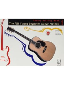 The FJH Music Company Inc music theory  guitar methods