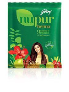 Nupure    natural henna hair colors