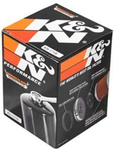 K&N ninja 300  oil filters