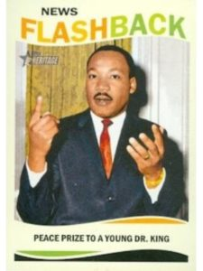 Autograph Warehouse nobel peace prize  martin luther kings