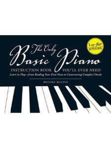 Adams Media note  basic pianos