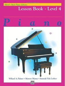 Alfred Music note  basic pianos