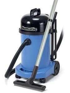 Numatic wet dry vacuum cleaner