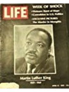 LIFE Magazine, Inc. number  martin luther kings