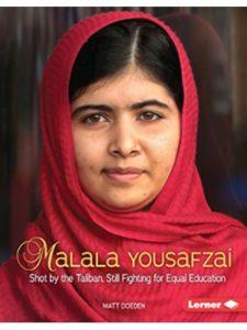 Lerner Publications obama  malala yousafzais
