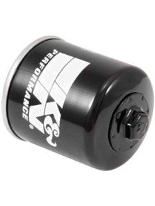 K&N oil filter kn