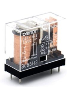 OMRON ELECTRONIC COMPONENTS    omron power relays