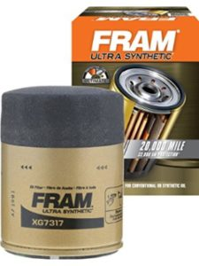 FRAM onan 5500  oil filters