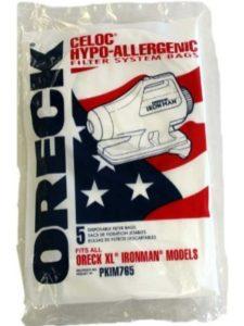 Oreck portable vacuum