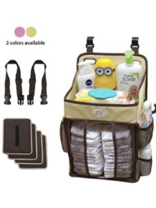 Delcona organiser  baby changing tables