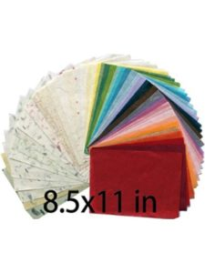 MulberryPaperStock origami  tissue papers