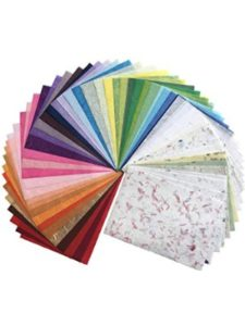 RATREE SHOP origami  tissue papers