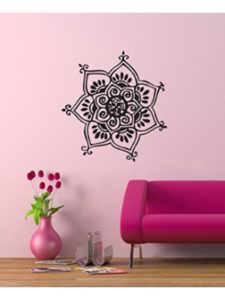 AK Wall Art Company pakistani  henna designs