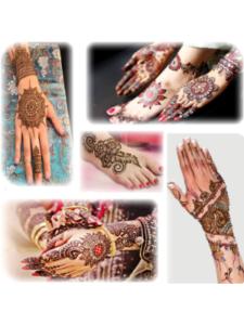 ezeesol pakistani  henna designs
