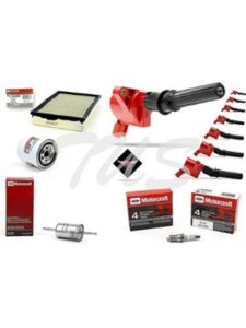 Aftermarket High Performance Ignition Coil , Motorcraft Spark Plug & Filters oil filter