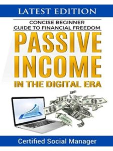 Independently published podcast  passive incomes