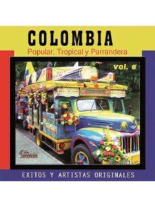 Colmusica s.a.s. latin american music