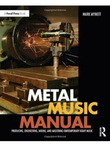 Routledge production  metal musics