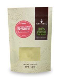 Metiista    pure henna powders