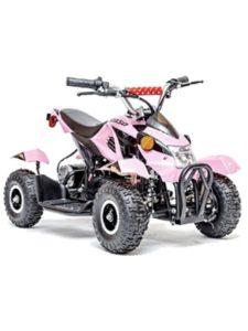 Rosso Motors quad bike  razor electrics