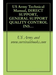 US Army and www.survivalebooks.com    quality technical supports
