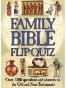 Miles Kelly Publishing quiz  bible histories