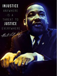 777 Tri-Seven Entertainment quote justice  martin luther kings