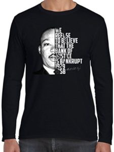 Tribal T-Shirts quote justice  martin luther kings