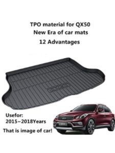 Autohelena qx50  cargo covers