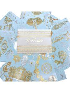 Liberty Goods Co. real  henna tattoo kit
