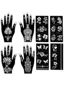 Tina Tattoo real  henna tattoo kit