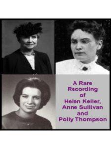 Listen & Live Audio, Inc. recording  helen kellers