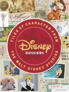 Disney Editions reference  character animations