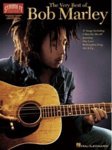 Hal Leonard    reggae strum guitars