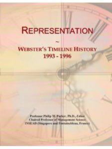 ICON Group International, Inc. representation  timelines