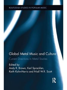 Routledge metal music