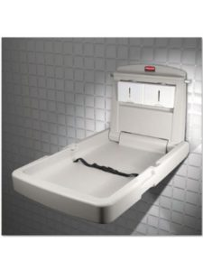 RUBBERMAID COMMERCIAL PROD. baby changing table