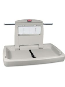 Rubbermaid baby changing table